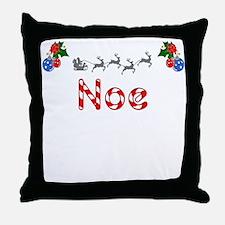 Noe, Christmas Throw Pillow