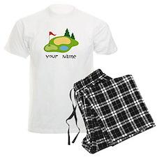 Personalized Golfing Pajamas