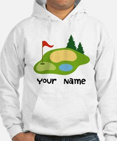 Personalized Golfing Jumper Hoody