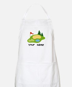 Personalized Golfing Apron
