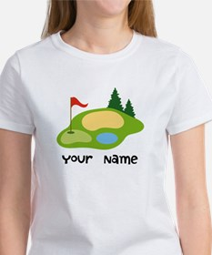 Personalized Golfing Tee
