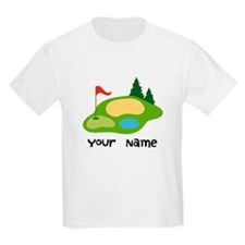 Personalized Golfing T-Shirt