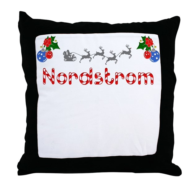 Throw Pillows Nursery : Nordstrom, Christmas Throw Pillow by TheCafeMarket