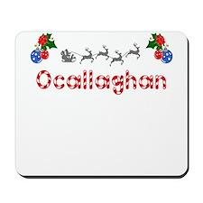 Ocallaghan, Christmas Mousepad