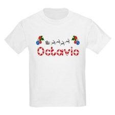 Octavio, Christmas T-Shirt