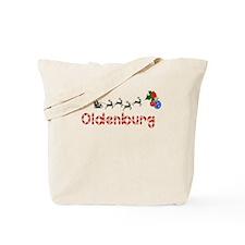 Oldenburg, Christmas Tote Bag
