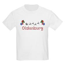 Oldenburg, Christmas T-Shirt