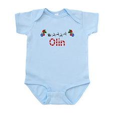 Olin, Christmas Infant Bodysuit