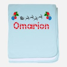 Omarion, Christmas baby blanket