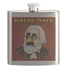 Karlo Marx Flask