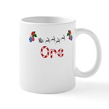 Ore, Christmas Mug