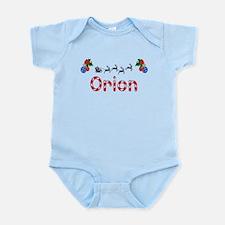Orion, Christmas Infant Bodysuit