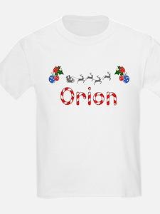Orion, Christmas T-Shirt