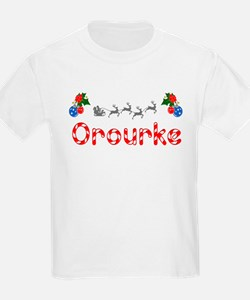 Orourke, Christmas T-Shirt