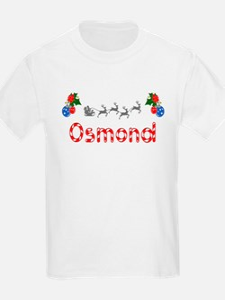 Osmond, Christmas T-Shirt