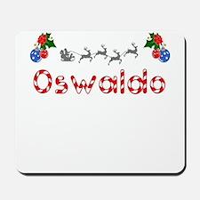 Oswaldo, Christmas Mousepad