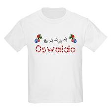 Oswaldo, Christmas T-Shirt