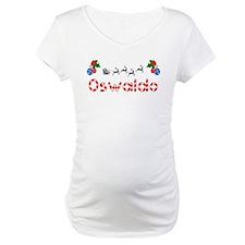 Oswaldo, Christmas Shirt