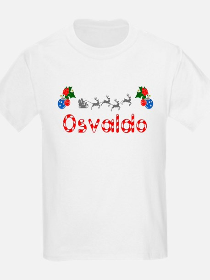 Osvaldo, Christmas T-Shirt