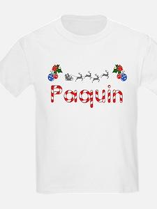 Paquin, Christmas T-Shirt