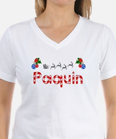 Paquin, Christmas Shirt