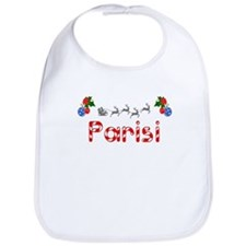 Parisi, Christmas Bib