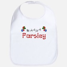 Parsley, Christmas Bib