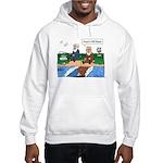 Fishing With Moses Hooded Sweatshirt