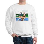 Fishing With Moses Sweatshirt