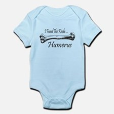 I Found This Kinda Humerus Infant Bodysuit