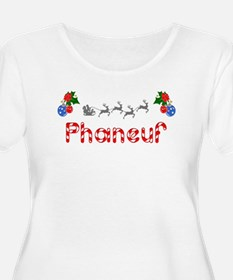 Phaneuf, Christmas T-Shirt