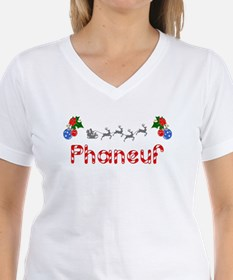 Phaneuf, Christmas Shirt