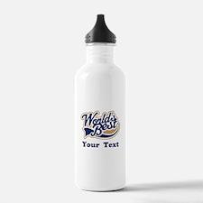Personalized Worlds Best Water Bottle
