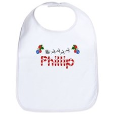 Phillip, Christmas Bib