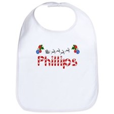 Phillips, Christmas Bib