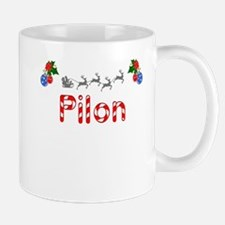 Pilon, Christmas Mug