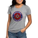 Freemason Brothers Womens Tri-blend T-Shirt