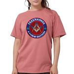Freemason Brothers Womens Comfort Colors Shirt