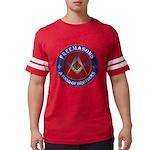 Freemason Brothers Mens Football Shirt