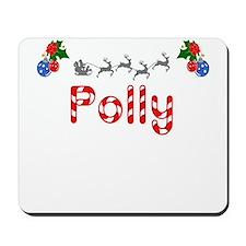 Polly, Christmas Mousepad