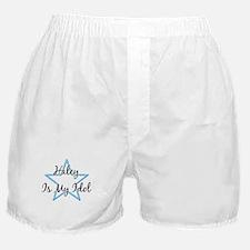HALEY IS MY IDOL Boxer Shorts
