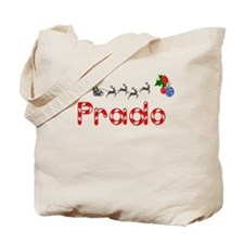 Prado, Christmas Tote Bag