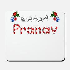Pranav, Christmas Mousepad