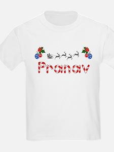 Pranav, Christmas T-Shirt