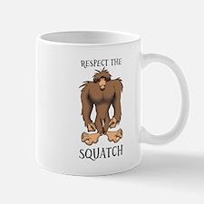 RESPECT THE SQUATCH Mug