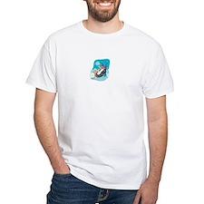 Skiier Penguin Shirt