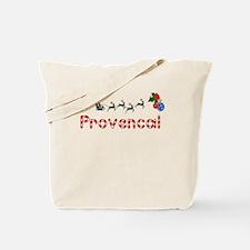 Provencal, Christmas Tote Bag