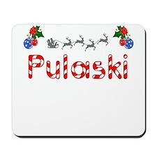Pulaski, Christmas Mousepad
