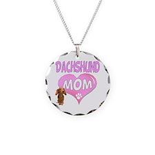 Dachshund Mom 2 Necklace