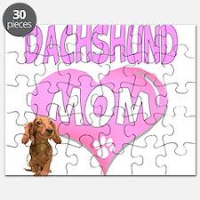 Dachshund Mom 2 Puzzle